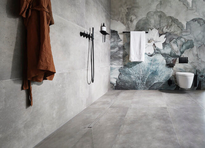 japenese wet room design