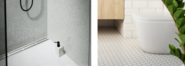 mosaic tiles inspiration